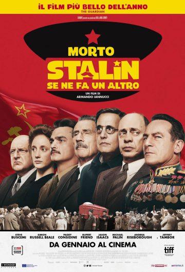 Locandina Morto Stalin, se ne fa un altro