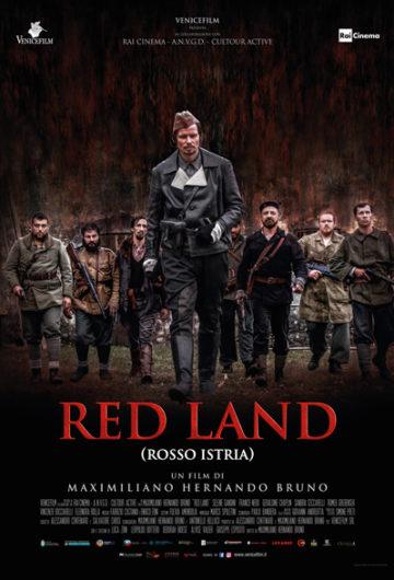Locandina RED LAND (ROSSO ISTRIA)