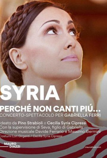Locandina Syria – Perché non canti più