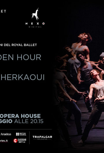 Locandina The Royal BalletTriple Bill (Programma Triplo)