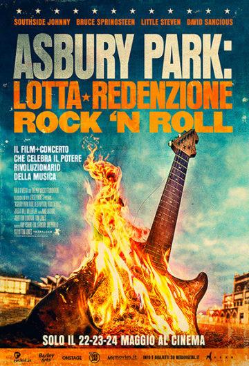 Locandina ASBURY PARK: LOTTA, REDENZIONE, ROCK AND ROLL