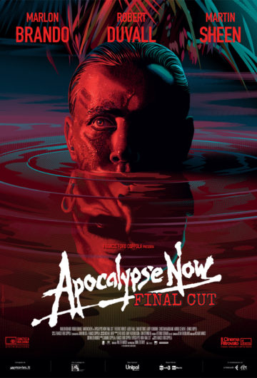 Locandina APOCALYPSE NOW – FINAL CUT O.V.