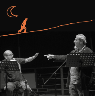Locandina Astolfo sulla luna e altri viaggi fantastici nei poemi cavallereschi