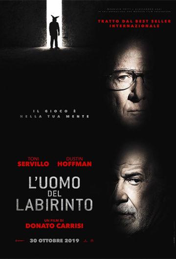 Locandina L'UOMO DEL LABIRINTO