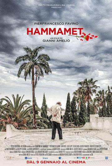 Locandina HAMMAMET