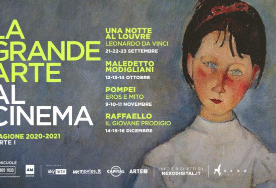 LA GRANDE ARTE AL CINEMA 20/21 – Parte1
