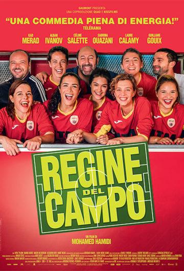 Locandina REGINE DEL CAMPO