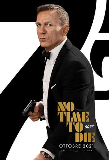 Locandina 007 – NO TIME TO DIE
